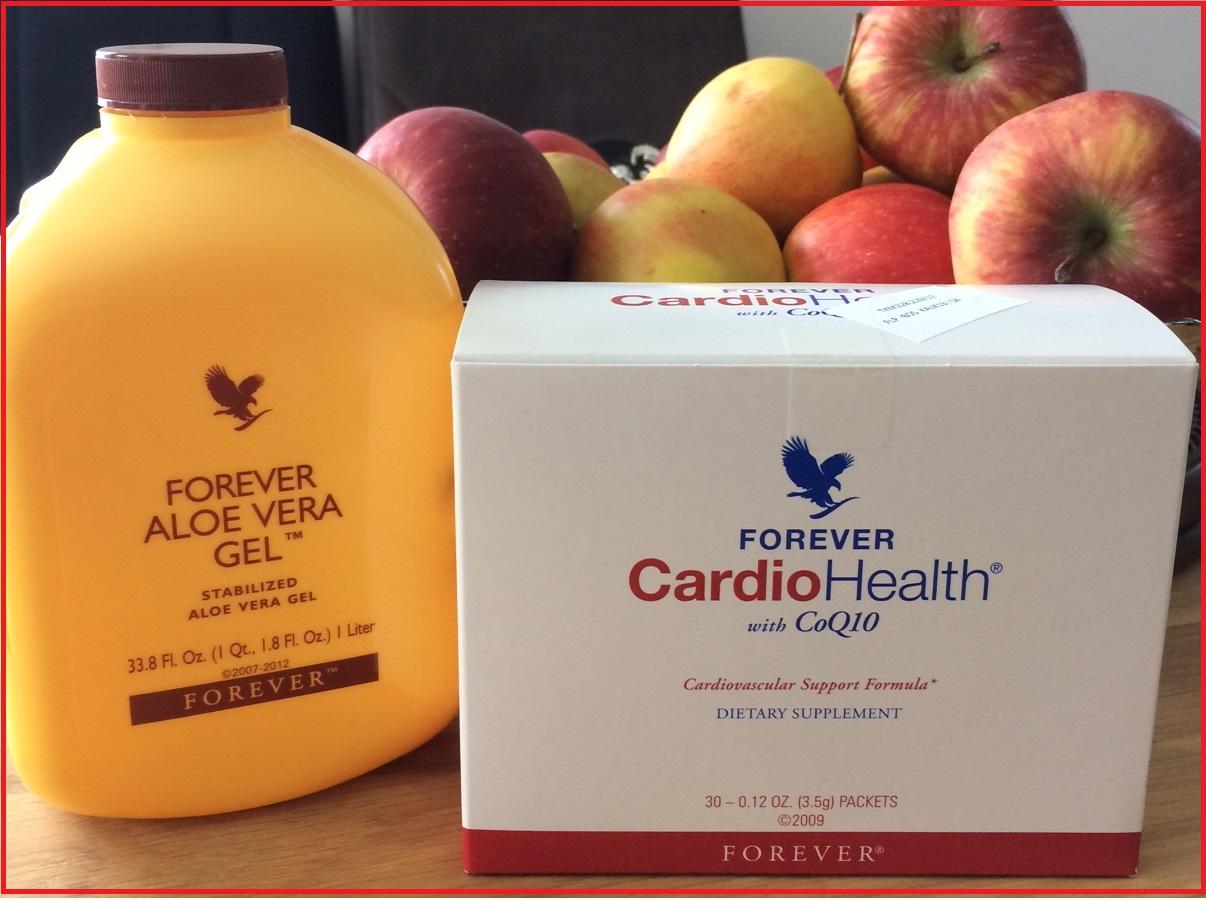 Cardio Q10-za zdrav kardiovaskularni sistem
