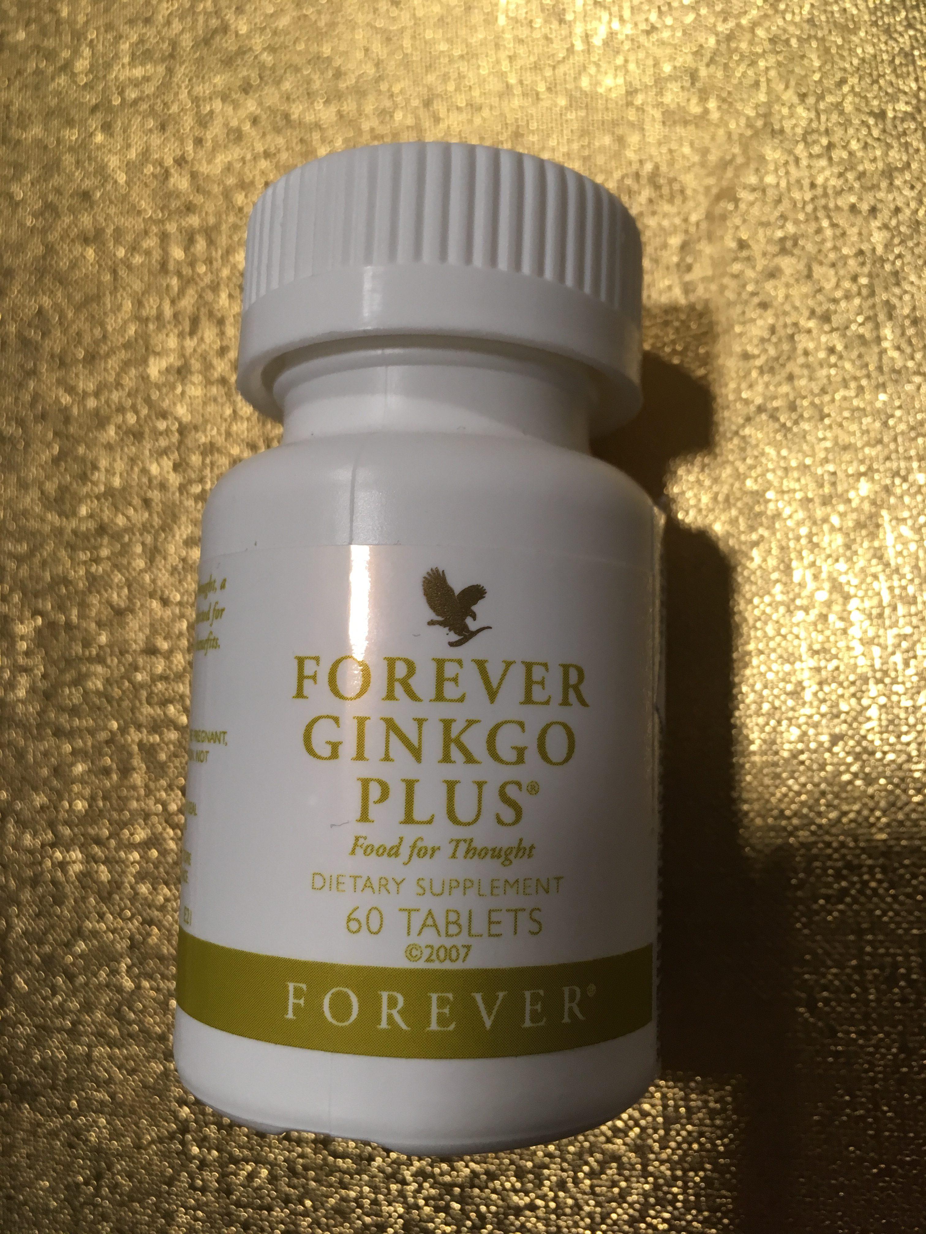 GINKGO PLUS-najbolja hrana za naš mozak