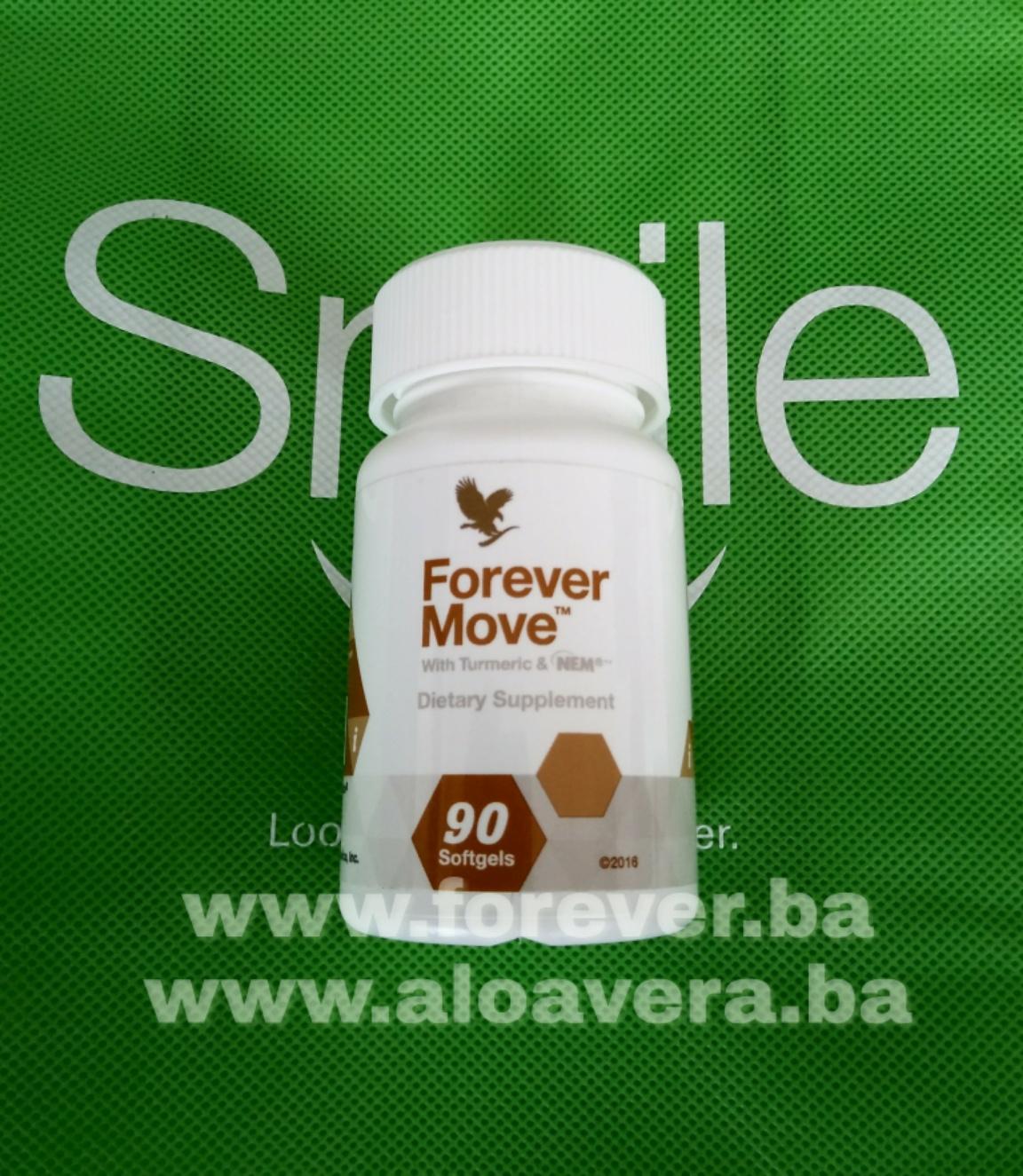 Forever MOVE-Sloboda pokreta
