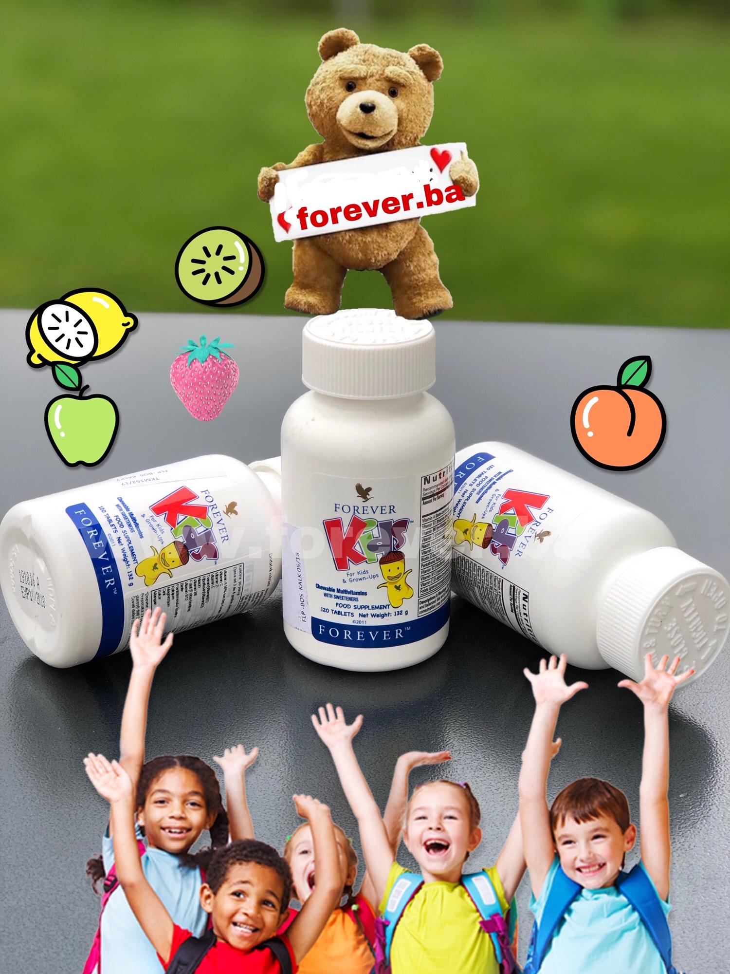 Forever KIDS Vitamini i minerali